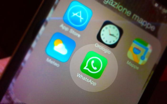 Arrivano in WhatsApp  le foto che si autodistruggono