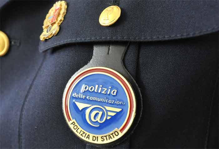 Polizia: Maxi operazione contro lo streaming illegale
