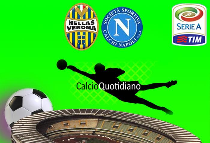 Serie A Verona Napoli 2 0 Ottima Prestazione Dei Partenopei Liberoreporter