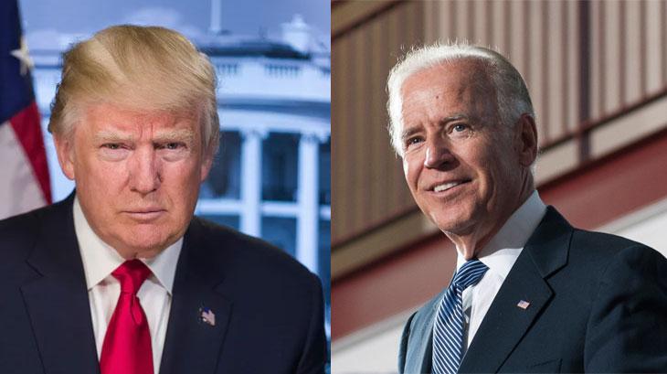 """Usa: Trump torna e attacca, """"Biden un disastro"""""""