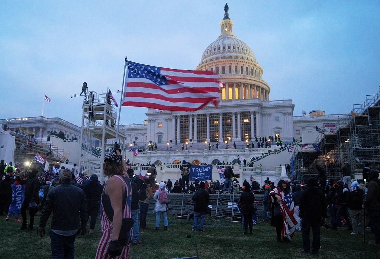 Irruzione a Capitol Hill: democrazia e libertà mutilate?