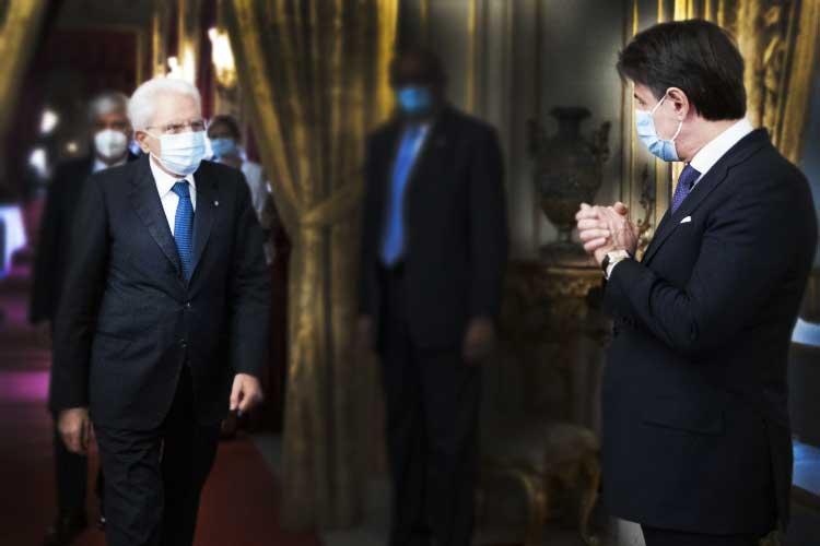 Mattarella attende Conte, probabile incontro domani