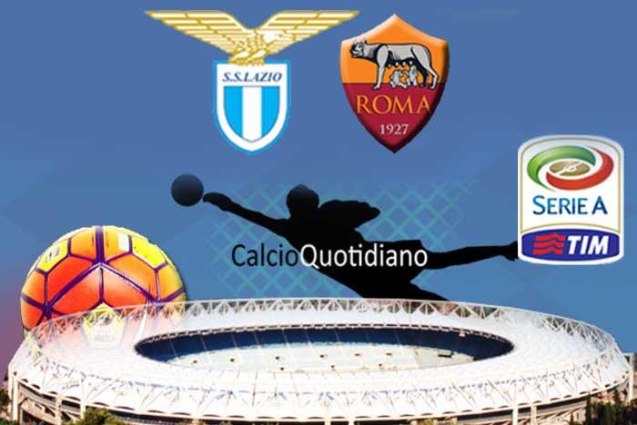 Serie A: Derby Lazio-Roma, biancocelesti implacabili 3-0