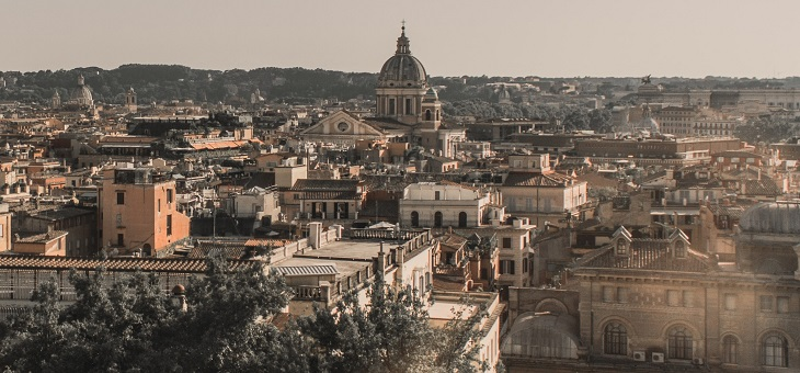 150 سال پایتخت رم: ماراتن سخنرانی در Piazza Monte Citorio