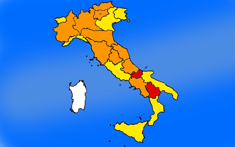 Coronavirus: 17.455 nuovi casi e 192 morti, i dati per regione 28 febbraio
