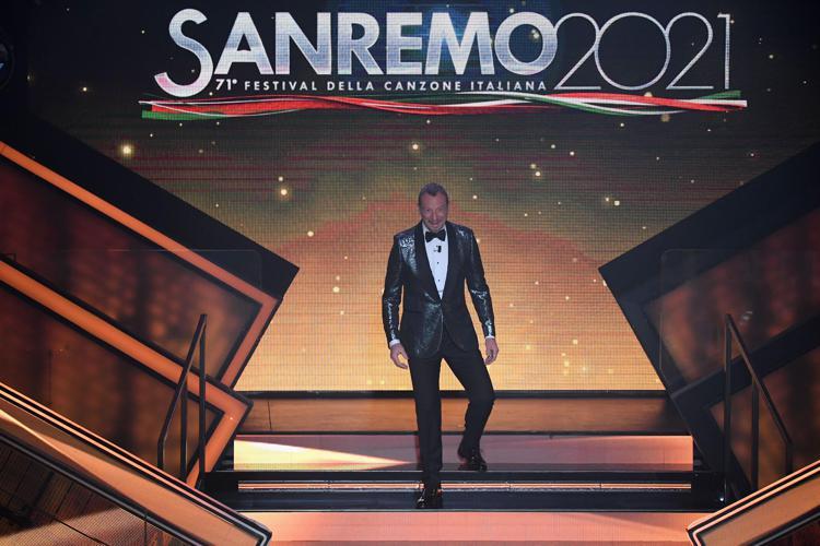 Sanremo: classifica generale provvisoria dei 26 Big, Ermal Meta in testa