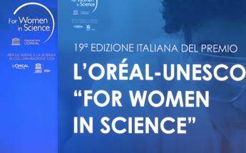 L'Oréal Italia e Unesco premiano 6 giovani ricercatrici